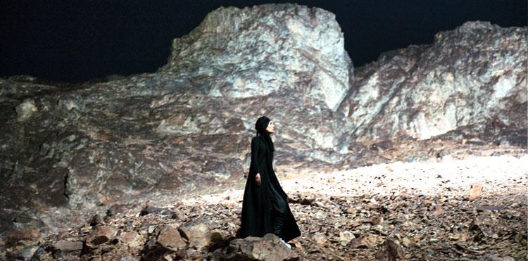 Ne mutlu bana ki Peygamber'in çıktığı dağa çıkmak bana da nasip oldu...
